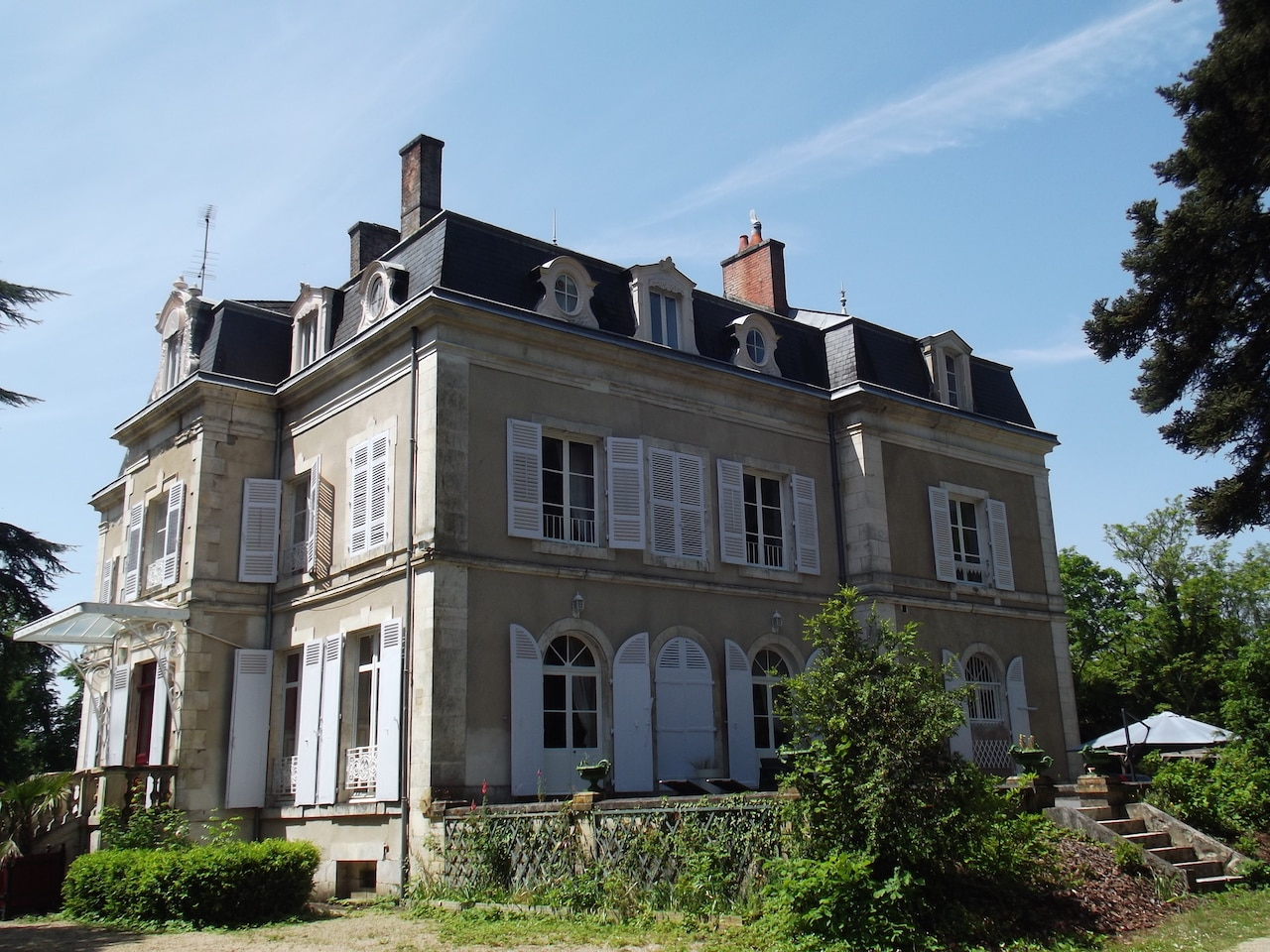 Château en Berry 10 HA